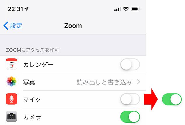 zoom スマホ 音 が 出 ない